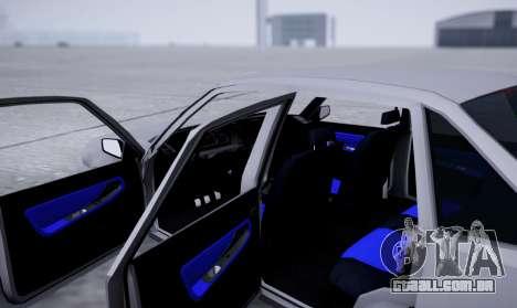 Daewoo Nexia 2006 para GTA San Andreas vista interior