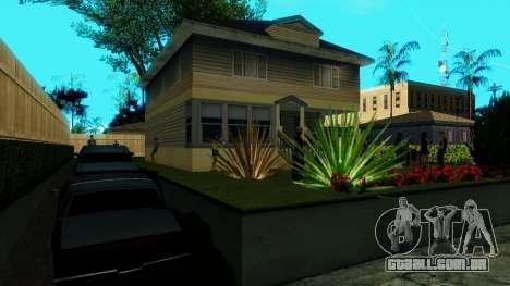 O partido de Jefferson para GTA San Andreas segunda tela