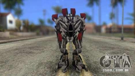 Air Raide Skin from Transformers para GTA San Andreas
