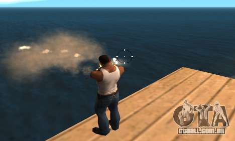 Perfect Weather and Effects for Low PC para GTA San Andreas oitavo tela