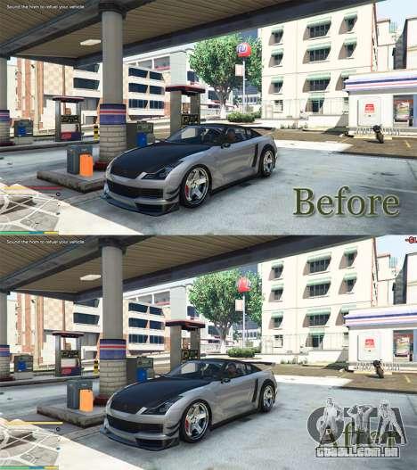 GTA 5 Combustível v0.8 terceiro screenshot