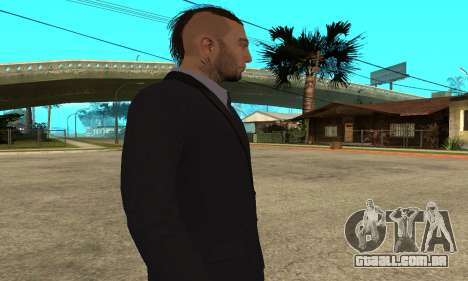 Mens Look [HD] para GTA San Andreas quinto tela