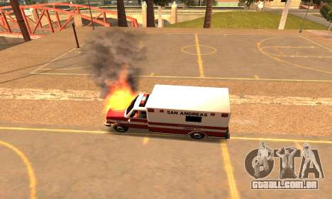 Perfect Weather and Effects for Low PC para GTA San Andreas terceira tela