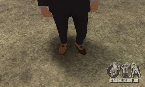 Mens Look [HD] para GTA San Andreas terceira tela