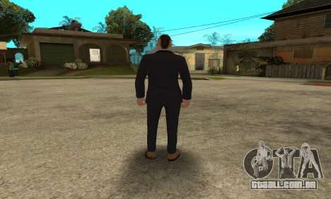 Mens Look [HD] para GTA San Andreas sétima tela