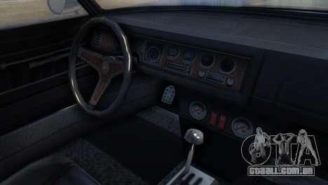 GTA 5 Pegassi Monroe IVF para GTA San Andreas vista direita