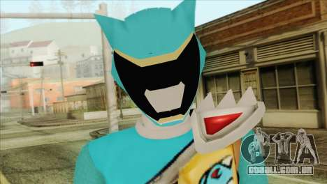 Power Rangers Skin 1 para GTA San Andreas terceira tela