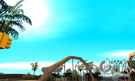 Perfect Weather and Effects for Low PC para GTA San Andreas quinto tela