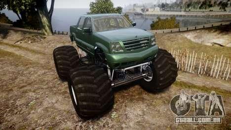 Albany Cavalcade FXT Monster Truck para GTA 4