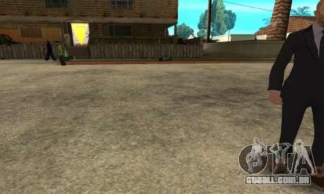 Mens Look [HD] para GTA San Andreas por diante tela