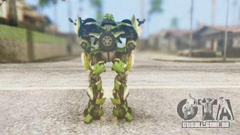 Ratchet Skin from Transformers v2 para GTA San Andreas terceira tela
