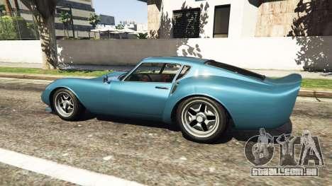GTA 5 Super velocidade do carro segundo screenshot
