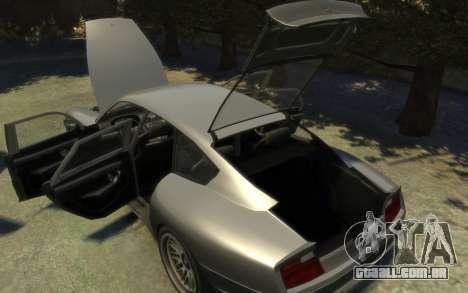 Pfister Alterego para GTA 4 vista lateral