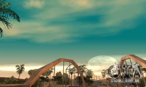 Perfect Weather and Effects for Low PC para GTA San Andreas sexta tela