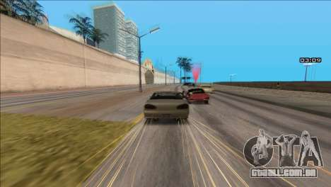 COP Plus para GTA San Andreas terceira tela