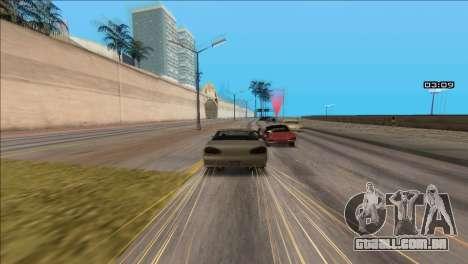 COP Plus para GTA San Andreas terceira tela