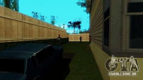 O partido de Jefferson para GTA San Andreas sexta tela