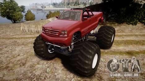 Albany Cavalcade FXT Cabrio Monster Truck para GTA 4