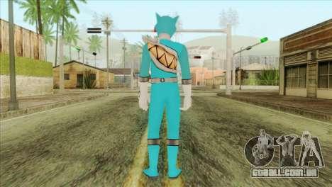 Power Rangers Skin 1 para GTA San Andreas segunda tela