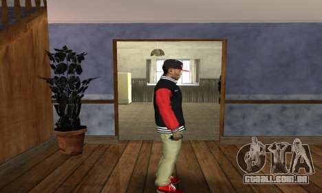 Ballas Cool Pack para GTA San Andreas