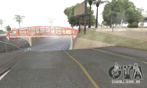 Perfect Weather and Effects for Low PC para GTA San Andreas sétima tela