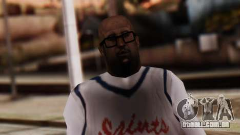Big Smoke Skin 3 para GTA San Andreas