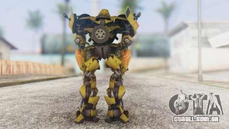 Ratchet Skin from Transformers v1 para GTA San Andreas terceira tela