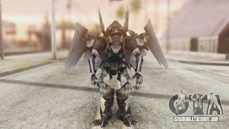 Breakaway Skin from Transformers para GTA San Andreas segunda tela
