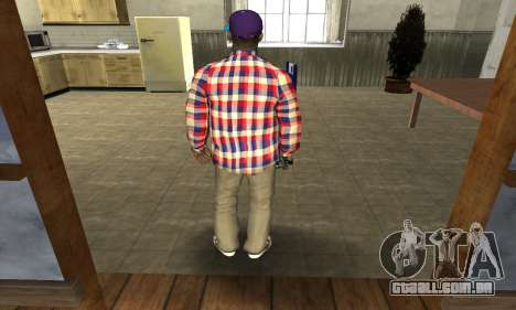 Ballas Cool Pack para GTA San Andreas décimo tela