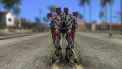 Air Raide Skin from Transformers para GTA San Andreas
