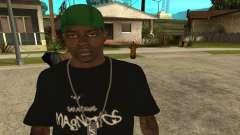 Groove St. Nigga Skin The Third