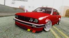 BMW M3 E30 B. O. Construção