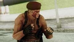 Jack Krauser Skin from Resident Evil