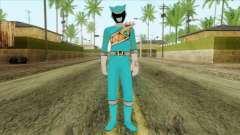 Power Rangers Skin 1 para GTA San Andreas