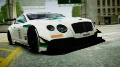 Bentley Continental GT3 2014