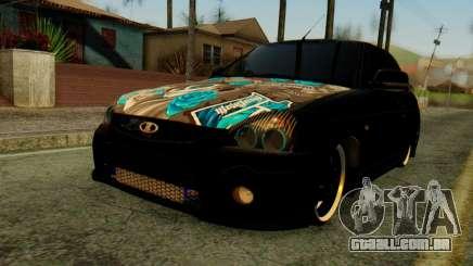 VAZ 2172 Coupé para GTA San Andreas