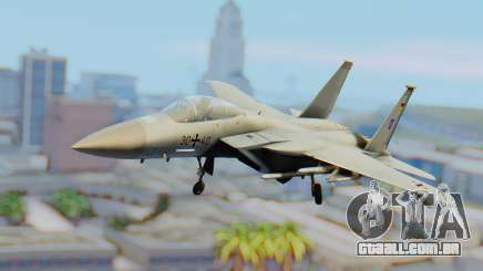 F-15C Eagle Luftwaffe JG 73 para GTA San Andreas