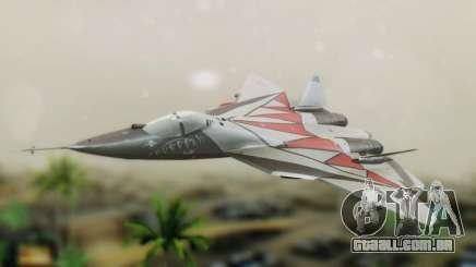 T-50 PAK-FA -Akula- para GTA San Andreas