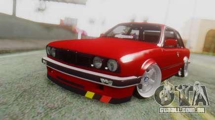 BMW M3 E30 B. O. Construção para GTA San Andreas
