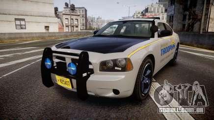 Dodge Charger Alaska State Trooper [ELS] para GTA 4