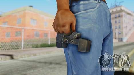Camera from Silent Hill Downpour para GTA San Andreas terceira tela