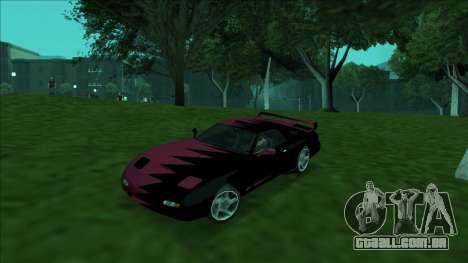 ZR-350 Double Lightning para o motor de GTA San Andreas