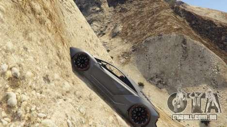 GTA 5 Sticky Underwater Cars segundo screenshot