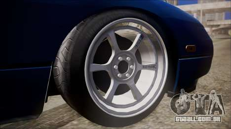 Nissan Onevia para GTA San Andreas traseira esquerda vista