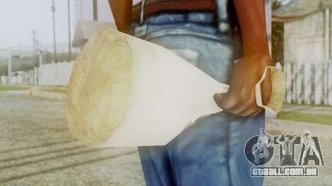 Red Dead Redemption Money para GTA San Andreas segunda tela