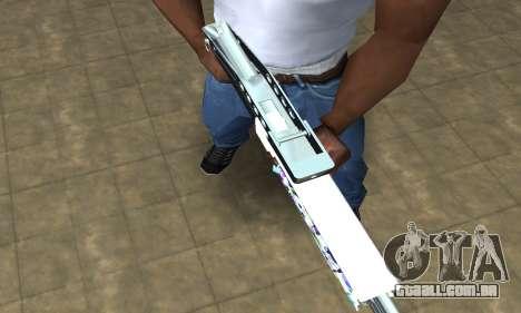 Graf Spas-12 para GTA San Andreas segunda tela