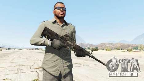 M4A1 para GTA 5