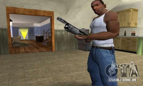 Sawn-Off Shotgun para GTA San Andreas segunda tela