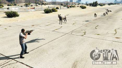 GTA 5 Animal Cannon v1.1 terceiro screenshot