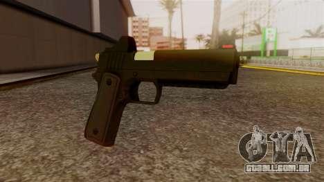 Heavy Pistol GTA 5 para GTA San Andreas